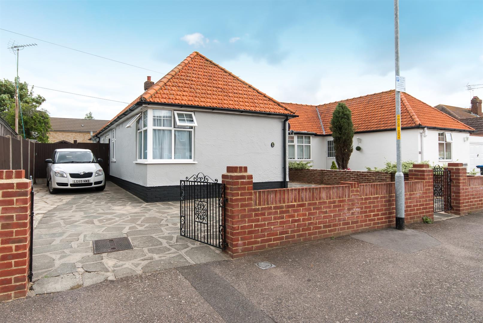 4 Bedrooms Semi Detached Bungalow